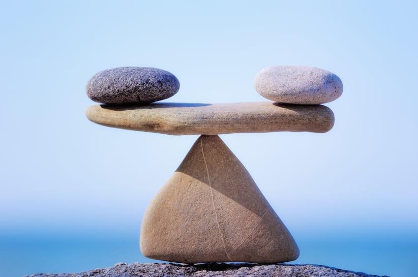 שמירה על איזון