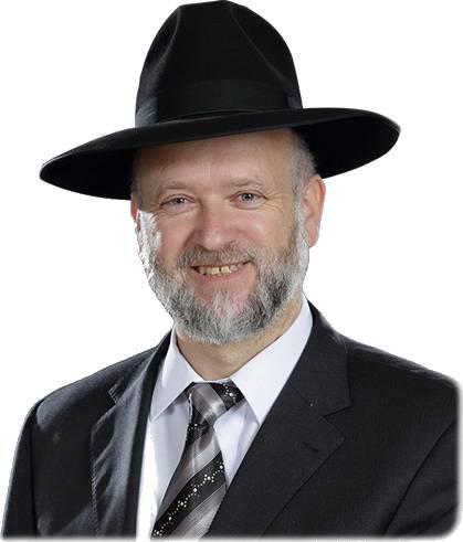 הרב לוינגר מומחה כשרות