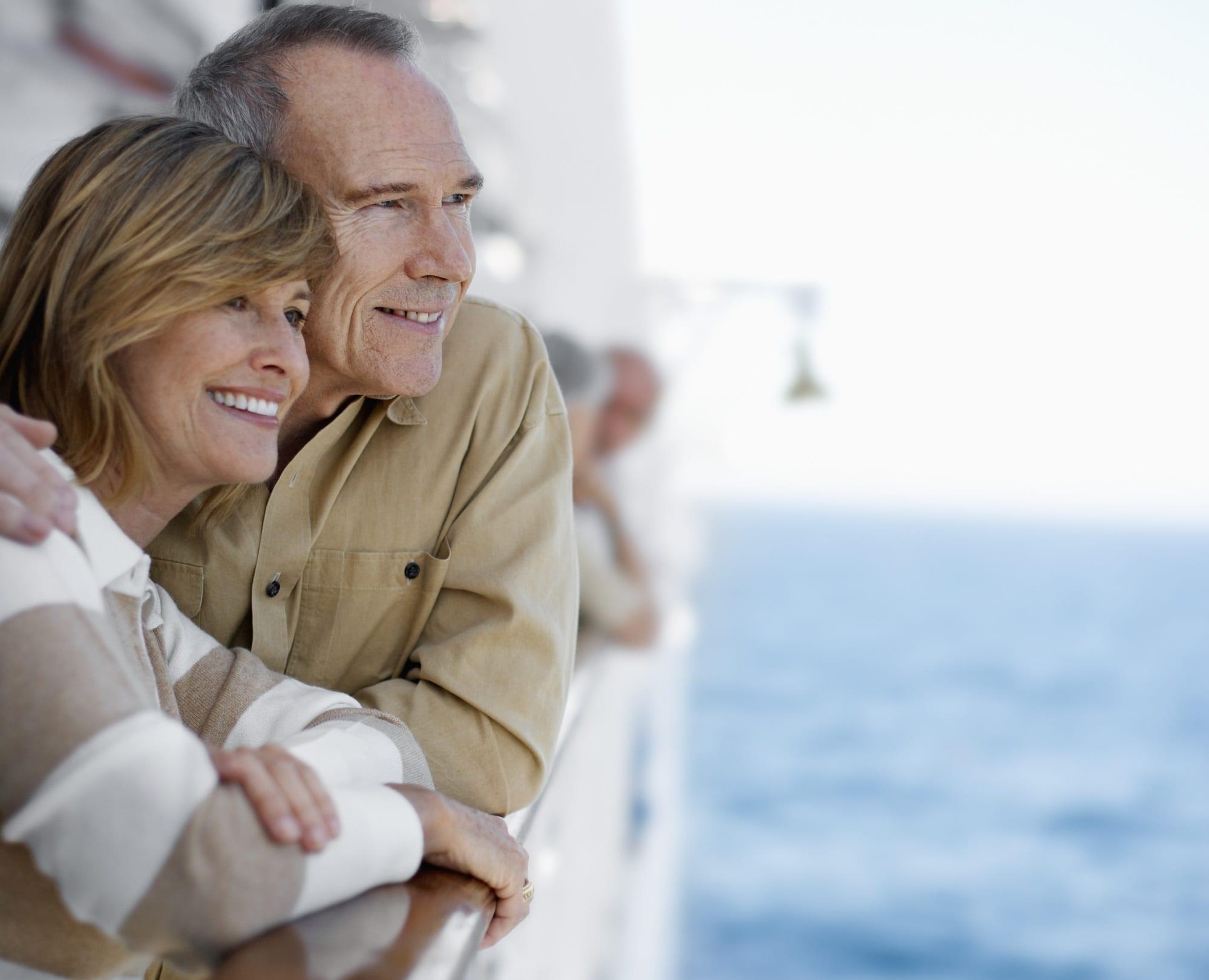 זוג בגילאי 50