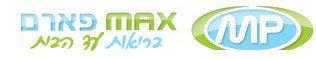לוגו מקס פארם