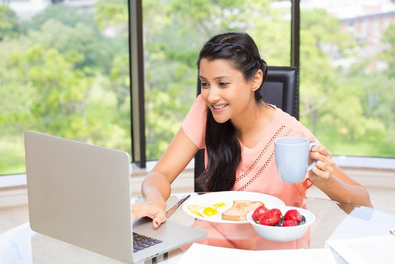 תפריט תזונה נכונה לקצב חיים מהיר