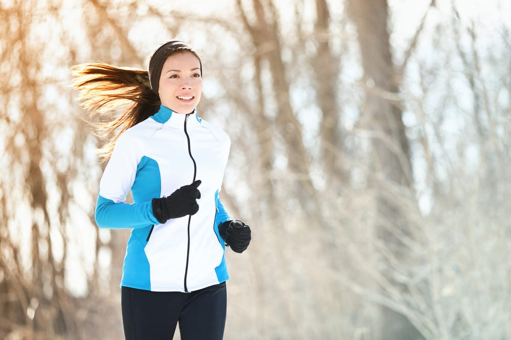 איך לעשות ספורט בחורף
