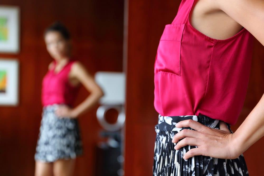 התאמת בגדים למבנה גוף