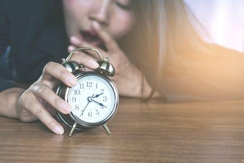 שעות שינה