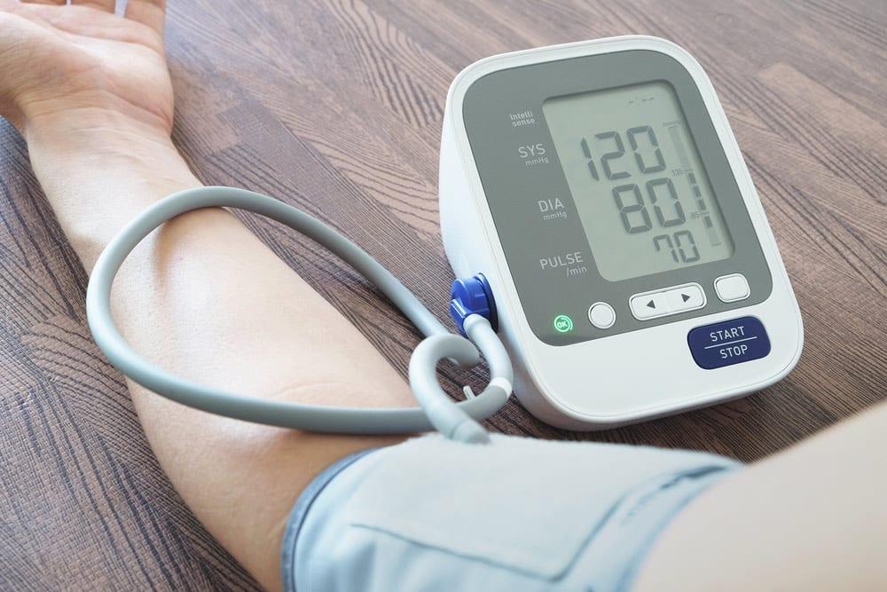 הורדת לחץ דם