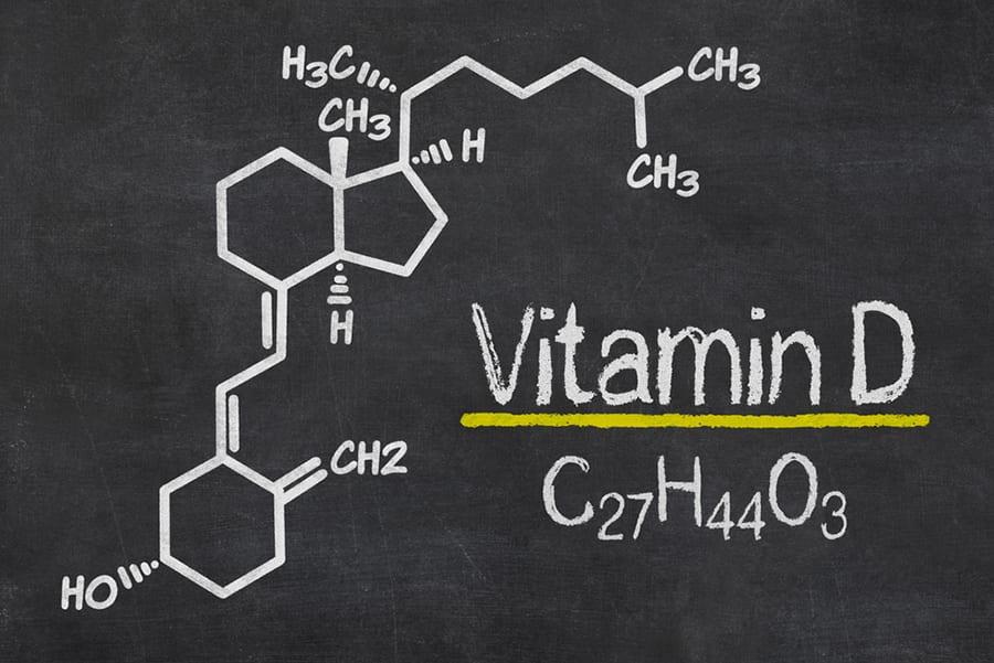 ערכים של ויטמין D