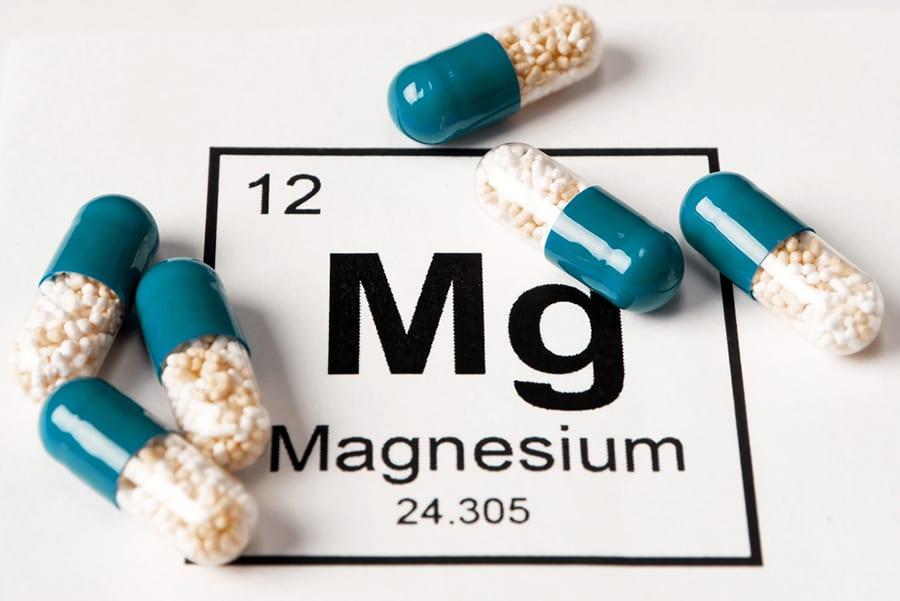 מגנזיום לשרירים