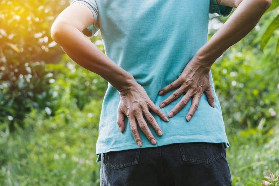 תרגילים לכאבי גב תחתון
