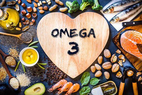 יש דברים שדווקא כדאי לקחת ללב: חומצות שומן אומגה 3 – אלטמן
